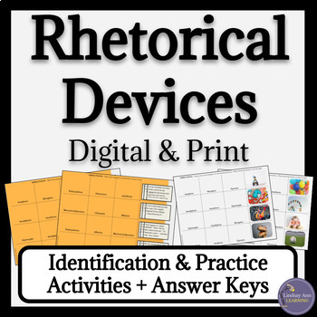 identifying rhetorical devices Rhetorical strategies:  because toys have become electronic devices, some children today are unable to entertain themselves gone.