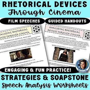 Rhetorical Devices Through Cinema: Engaging Rhetoric and SOAPSTone Activities