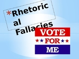 Rhetorical Fallacy