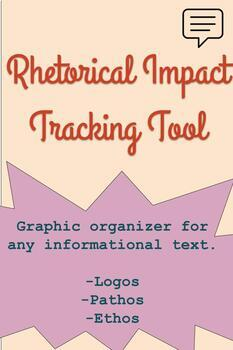 Rhetorical Impact Tracking Tool