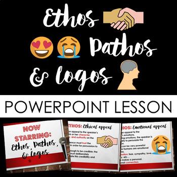 Persuasive Writing, Ethos, Pathos, Logos Worksheets