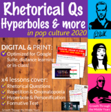 Rhetorical Questions, Hyperbole & More in Pop Culture (DIG