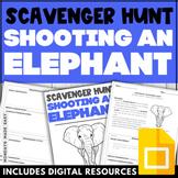 "Rhetorical Scavenger Hunt: George Orwell's ""Shooting an Elephant"""