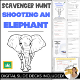 SHOOTING AN ELEPHANT Rhetorical Devices Distance Learning