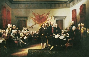 Rhetorical Strategies and Themes in the Declaration of Independence