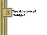 Rhetorical Triangle PPT