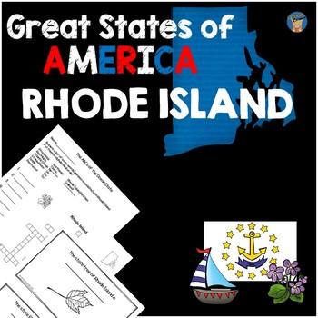 Rhode Island Activity Packet