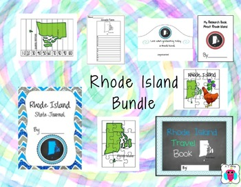 Rhode Island Bundle- 8 Resources