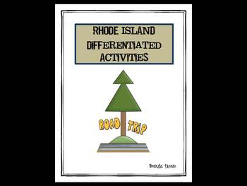 Rhode Island Differentiated State Activities