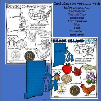 Rhode Island Fact Sheet
