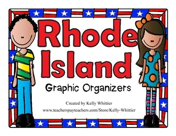 Rhode Island Graphic Organizers (Perfect for KWL charts an