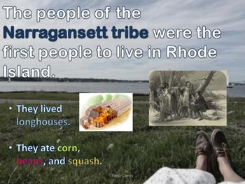Rhode Island History PowerPoint