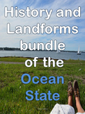 Rhode Island History and Land Forms Bundle