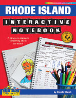Rhode Island Interactive Notebook: A Hands-On Approach to Learning About Our State!