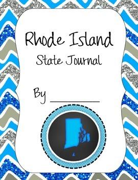 Rhode Island Journal Set
