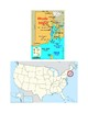 Rhode Island Map Scavenger Hunt