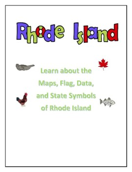 Rhode Island Maps, Flag, Data, and Geography Assessment