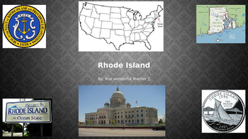 Rhode Island Powerpoint