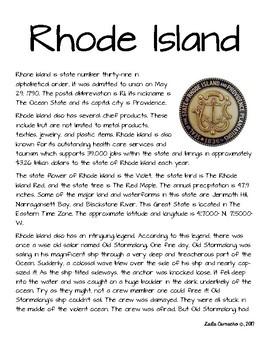 Rhode Island State