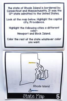 Rhode Island State Flipbook