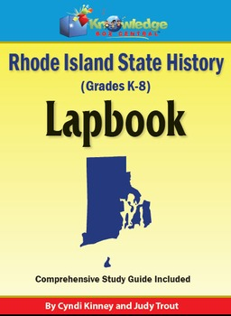 Rhode Island State History Lapbook