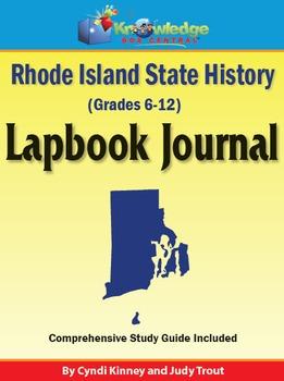 Rhode Island State History Lapbook Journal