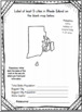 Rhode Island State Research Report Project Template bonus timeline craftivity RI