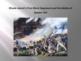 Rhode Island's Black Regiment and the Battle of Quaker Hill