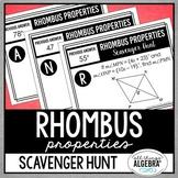 Rhombus Scavenger Hunt