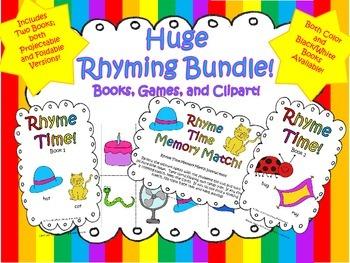 Rhyme Time Bundle
