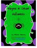 Rhyme & Draw Halloween