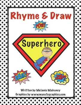 Rhyme & Draw Superhero