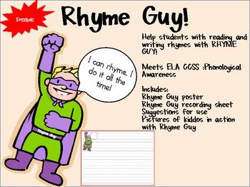 Rhyme Guy!