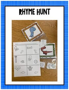 Rhyme Hunt