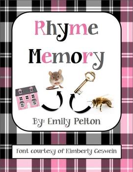 Rhyme Memory