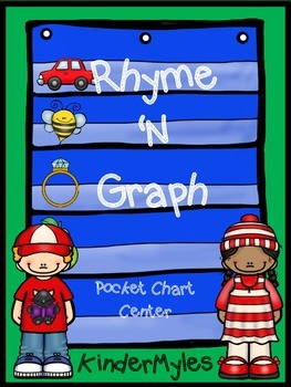 Rhyme 'N Graph Pocket Chart Center