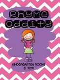 Rhyme - Phonological Awareness Mini-Lesson