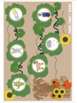 Rhyme - Pumpkin Themed File Folder Activity