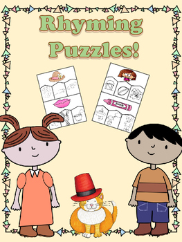 Rhyme Puzzles!