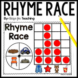 Rhyme Race - A Fun Rhyming Game