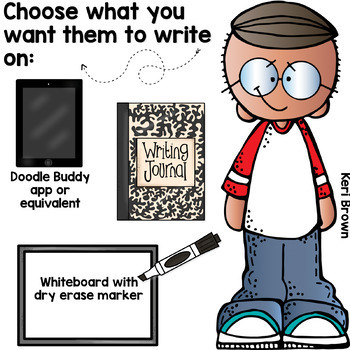 Rhyme Recognition 3 - See it. Write it. Interactive PowerPoint