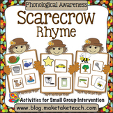 Rhyme - Scarecrow Match