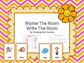 Rhyme The Room - Write The Room