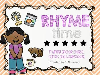 Rhyme Time!!