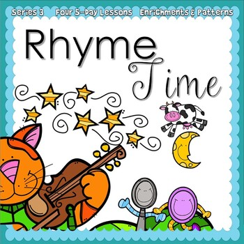 Rhyme Time (5-day Thematic Unit)