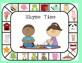 Rhyme Time- A Board Game