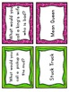 Hink Pinks for Inferring