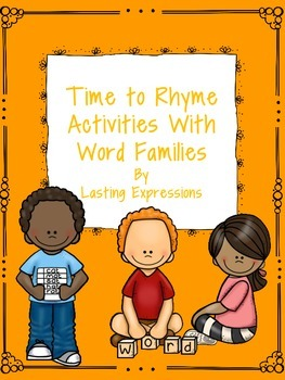 Phonics and Rhyme Activities