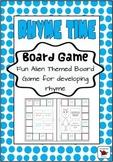 Rhyme Time Board Game