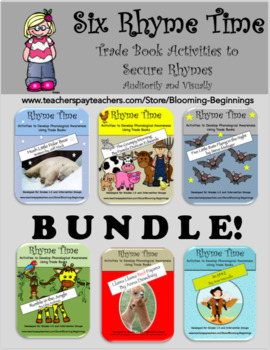 Rhyme Time Bundle Pack